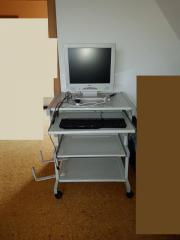 PC Tisch Metall