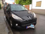 Peugeot 207SW in