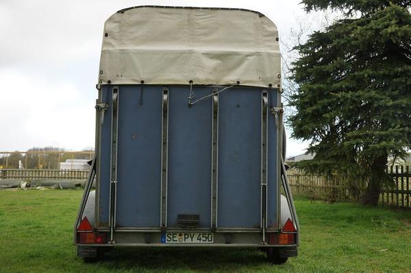 2 pferdeanhanger gebraucht kaufen nur 4 st bis 60 g nstiger. Black Bedroom Furniture Sets. Home Design Ideas