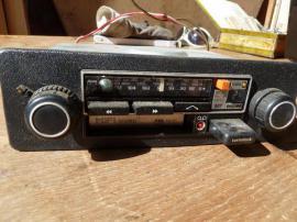 Oldtimer-Teile - Philips turnolock Autoradio Cassette oder