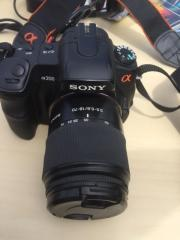 Photoapparat Sony alpha