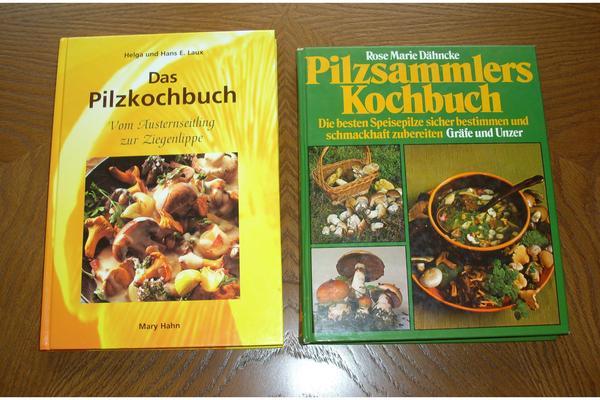 Pilzkochbücher
