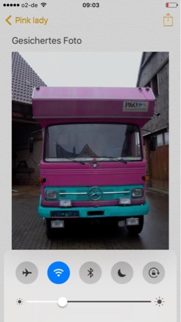 Pink Lady---Retro » Wohnmobile
