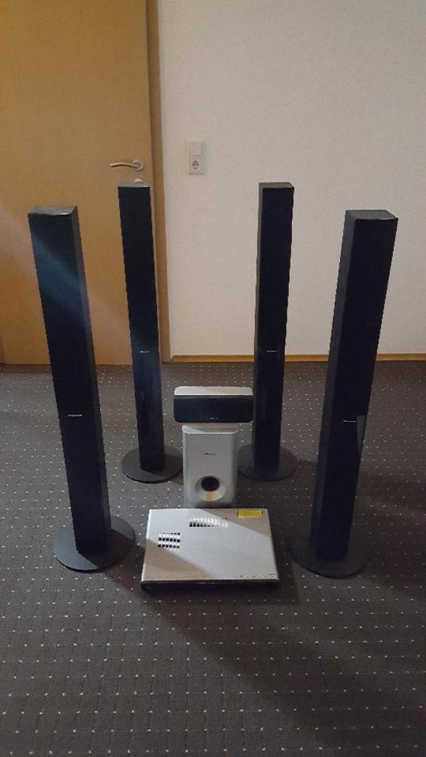 Pioneer 5 1 Lautsprecher