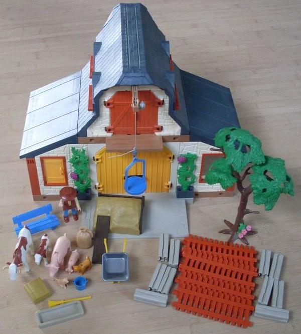 playmobil 3072 bauernhof in münster  spielzeug lego