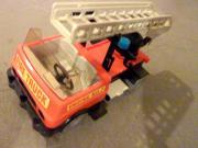 Playmobil Feuerwehrauto aus