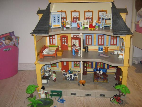 playmobil haus in recklinghausen spielzeug lego playmobil kaufen und verkaufen ber private. Black Bedroom Furniture Sets. Home Design Ideas