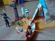 Playmobil Indianer