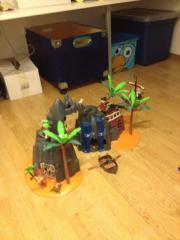 Playmobil Piraten Schatzinsel