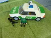 Playmobil Polizeiauto