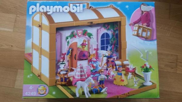 Playmobil Prinzessinnen-Koffer ( » Spielzeug: Lego, Playmobil