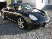 Porsche Cayman Leder