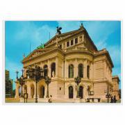 Postkarte Frankfurt am Main Alte