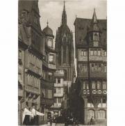 Postkarte Frankfurt Main um 1900