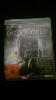 PS3 Spiel Dishonored