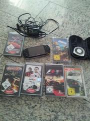 PSP mit sieben