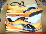Puma Spikes Orange