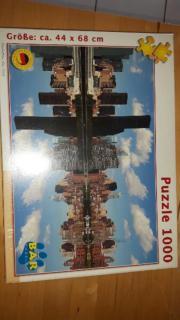 Puzzle Manhattan 1000