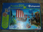 Puzzlel200 Playmobil