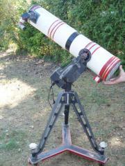Rarität - Sternwarte - Teleskop -
