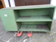 Regal - Werkzeugschrank, Metallkasten