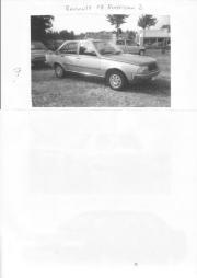 Renault 18 American