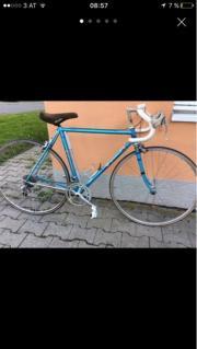 Rennrad Fahrrad Rahmengrösse