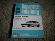 Reparaturanleitung Opel Kadett E 1