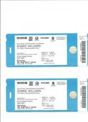 Robbie Williams, Wien,