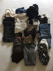 Röcke, Hosen, Oberteile &