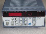 Rohde Schwarz RMS-Voltmeter 10MHz URE