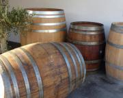 Saisonabverkauf - Whiskey Fässer Holzfass Eichenfass