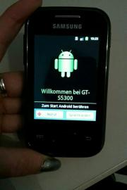 Samsung Pockethandy