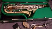 Saxophon New King