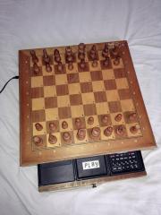 Schachcomputer Mephisto mit