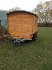 Schäferwagen - Aufbau mit