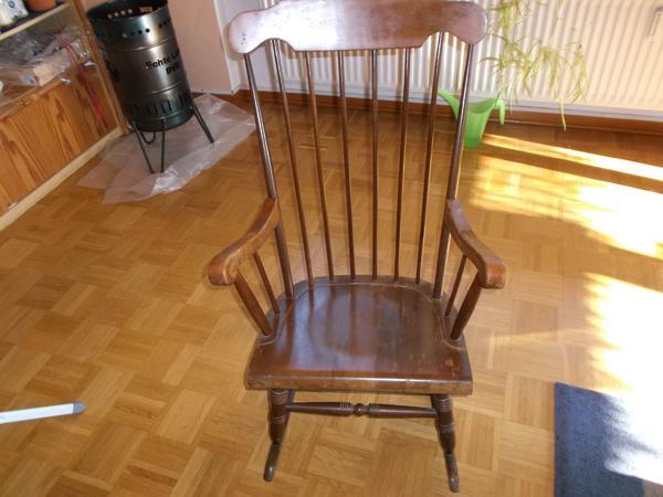 Alter schaukelstuhl kaufen alter schaukelstuhl gebraucht for Schaukelstuhl rustikal