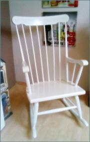 Schaukelstuhl, Stuhl, Sessel,