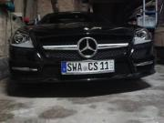 Scheckheftgepflegter Mercedes Slk