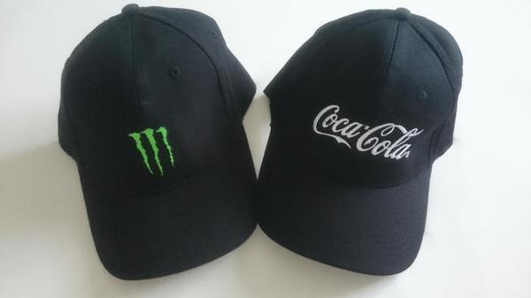 Schildkappen Coca-Cola Monster
