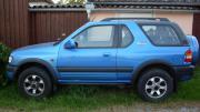 Schlachte Opel Frontera-B