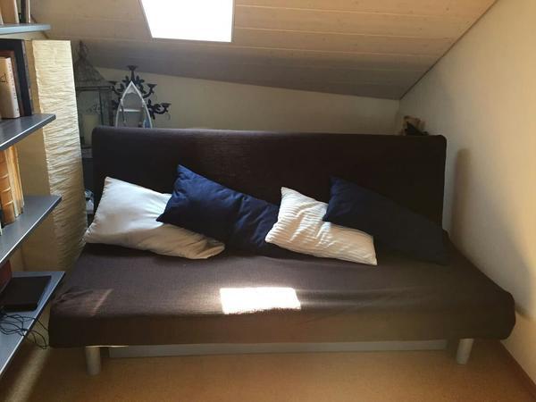 schlafsofa schlafsofa gebraucht kaufen nur 4 st bis 60 g nstiger. Black Bedroom Furniture Sets. Home Design Ideas