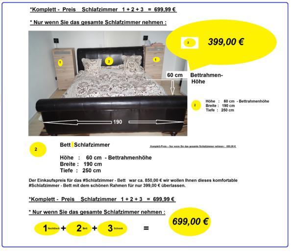 Schlafzimmer #Hausrat in Solingen von Privat zu Verkaufen #Solingen ...