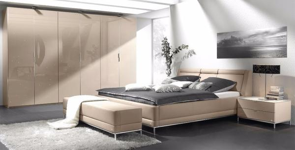 schlafzimmer wellem bel chiraz sandgrau neuwertig in konstanz schr nke sonstige. Black Bedroom Furniture Sets. Home Design Ideas