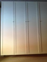 Ikea Lamellentür kleiderschrank lamellentüren weiß innenarchitektur und möbel
