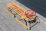 Schlitten lenkbar zu verkaufen - Rarität