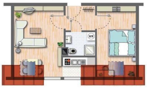 sch ne 2 zimmer wohnung in ka durlach zu vermieten jetzt. Black Bedroom Furniture Sets. Home Design Ideas