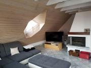 Schöne Maisonette-Wohnung in S-Lederberg