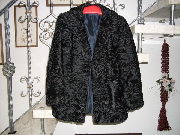 Schöne Persianerjacke in schwarz - Meßstetten - schwarz, höchstens 4 mal getragen, sehr guter Zustand, Größe 40 / 42 , Lange Mitte 70cm, Achsel zu Achsel 52 cm, Ärmel - Schulternaht 61 cm, nur Selbstabholung - Meßstetten
