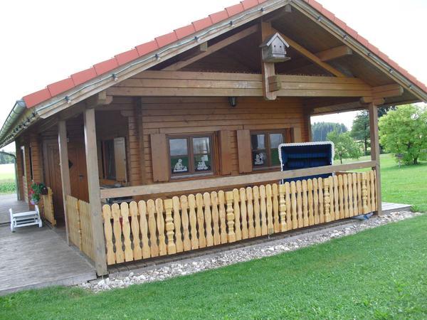 Schönes Ferienholz- Haus » Ferienhäuser, - wohnungen